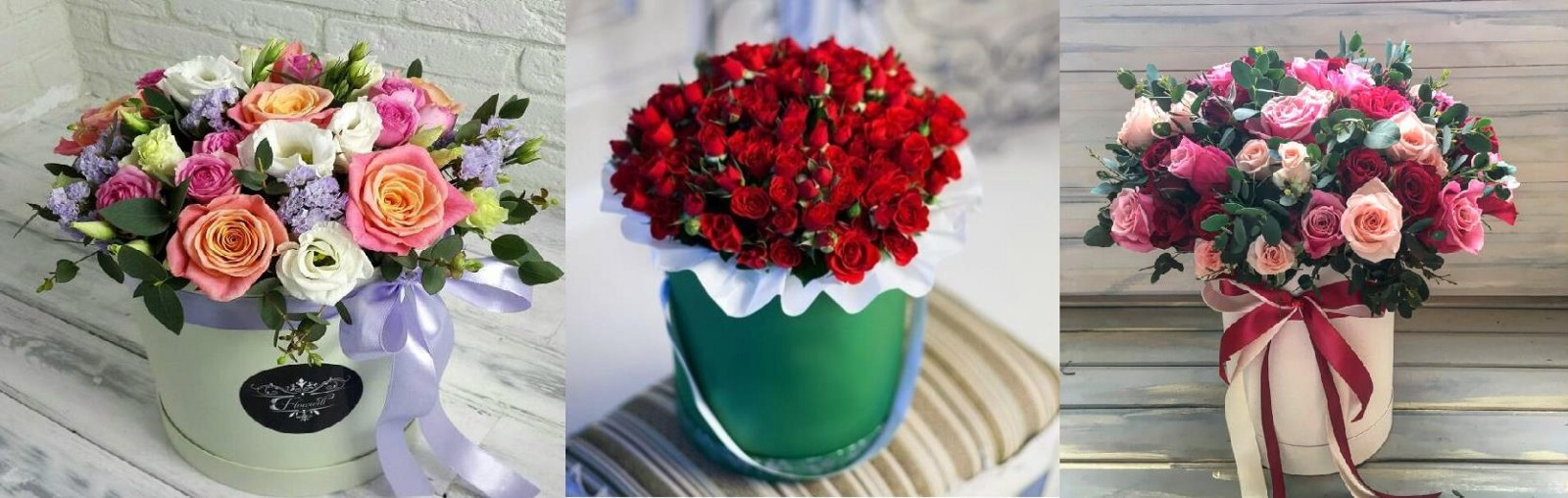 How to choose a bouquet for your business partner flowwow medium what is important the recipient does not have to look for a vase for them because in each composition there is a floristic sponge that feeds the flowers izmirmasajfo