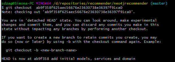 git create new branch and checkout