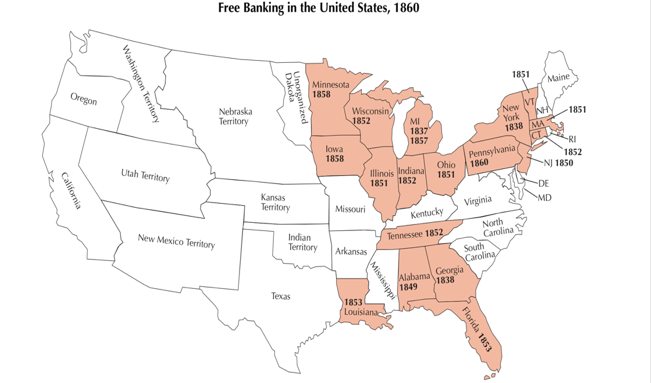 Does History Repeat Or Rhyme A Brief History Of Private Money And - Map guide to the us federal censuses 1790 1920