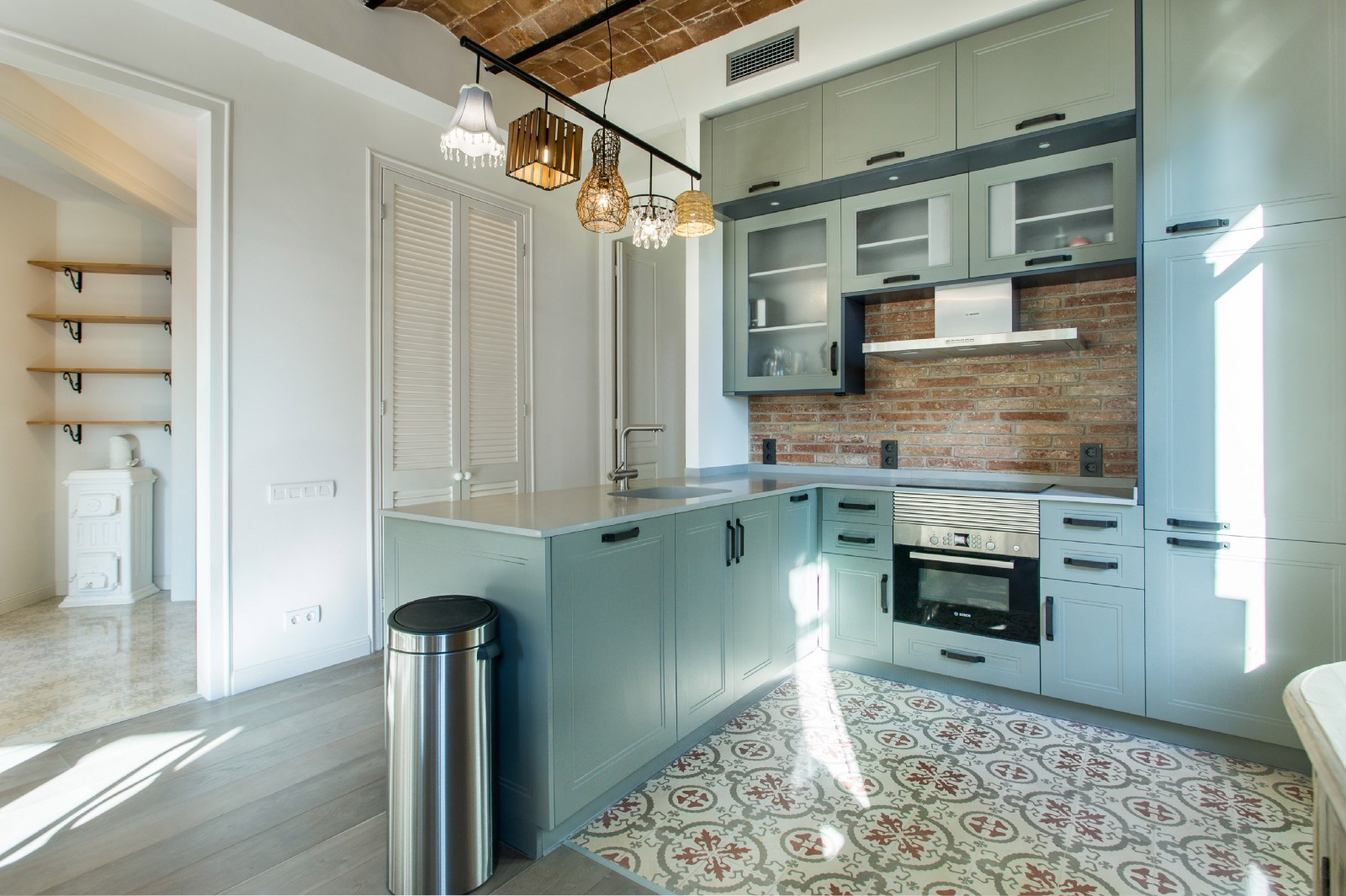 6 keys to renovating your kitchen in a minimalist style