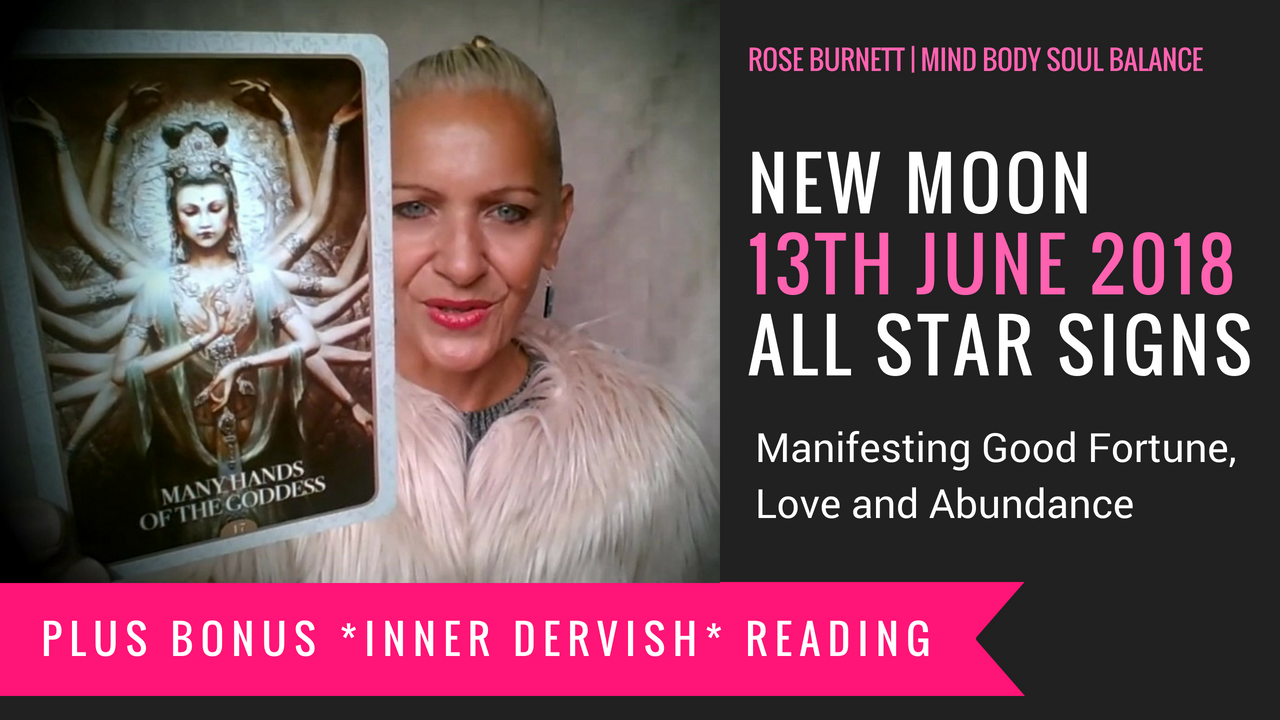 New Moon in Gemini 13th June, 2018 ~ Tarot Reading (All Star Signs)