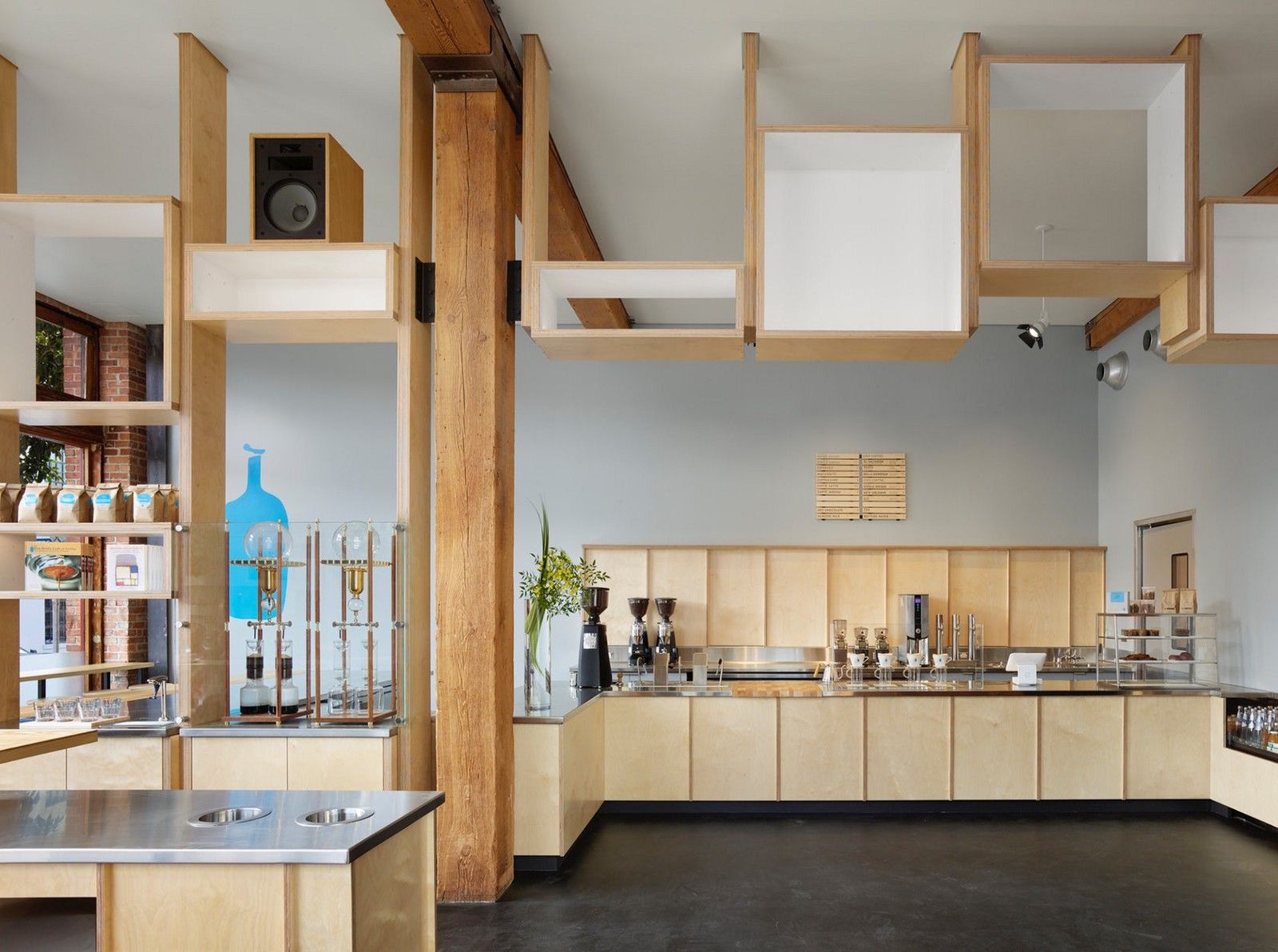 Blue Bottle South Park By Bohlin Cywinski Jackson Leibal Medium