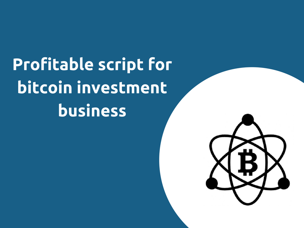 Bitcoin investment script nulled : Securecoin mining pool timetable