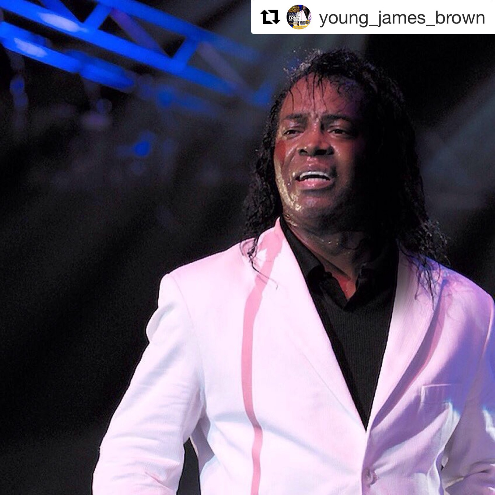James brown young pictures