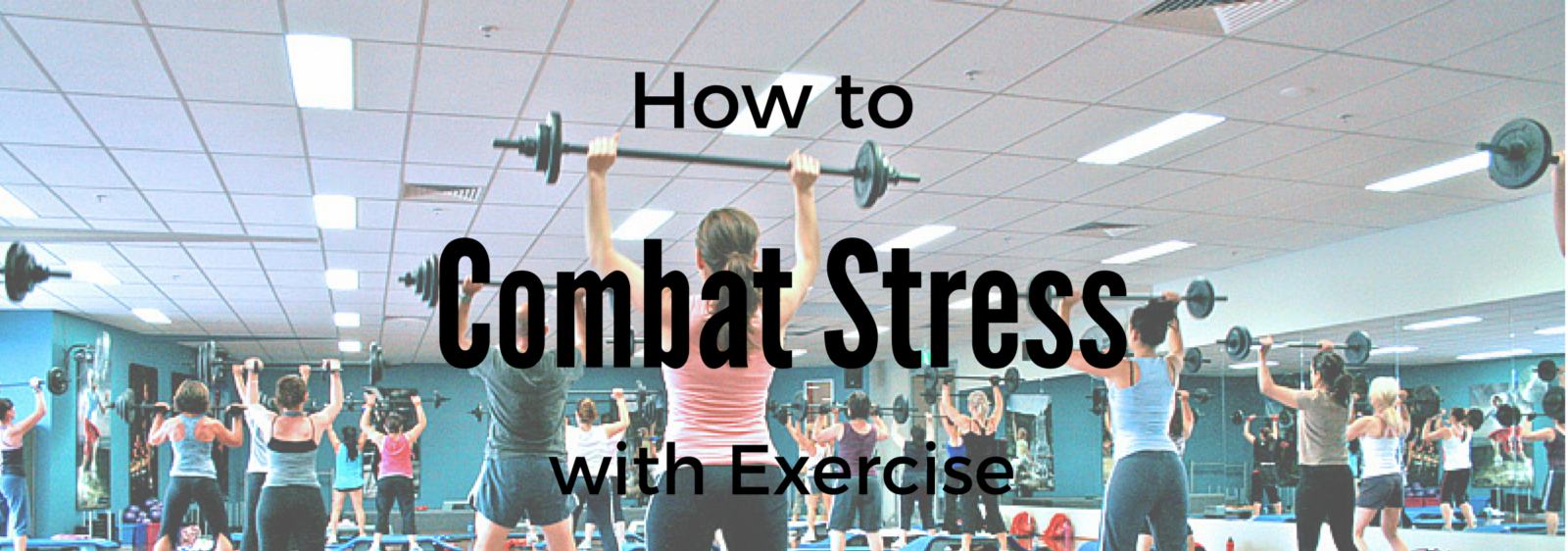 How To Reduce Stress With Exercise Maria Catherine Medium