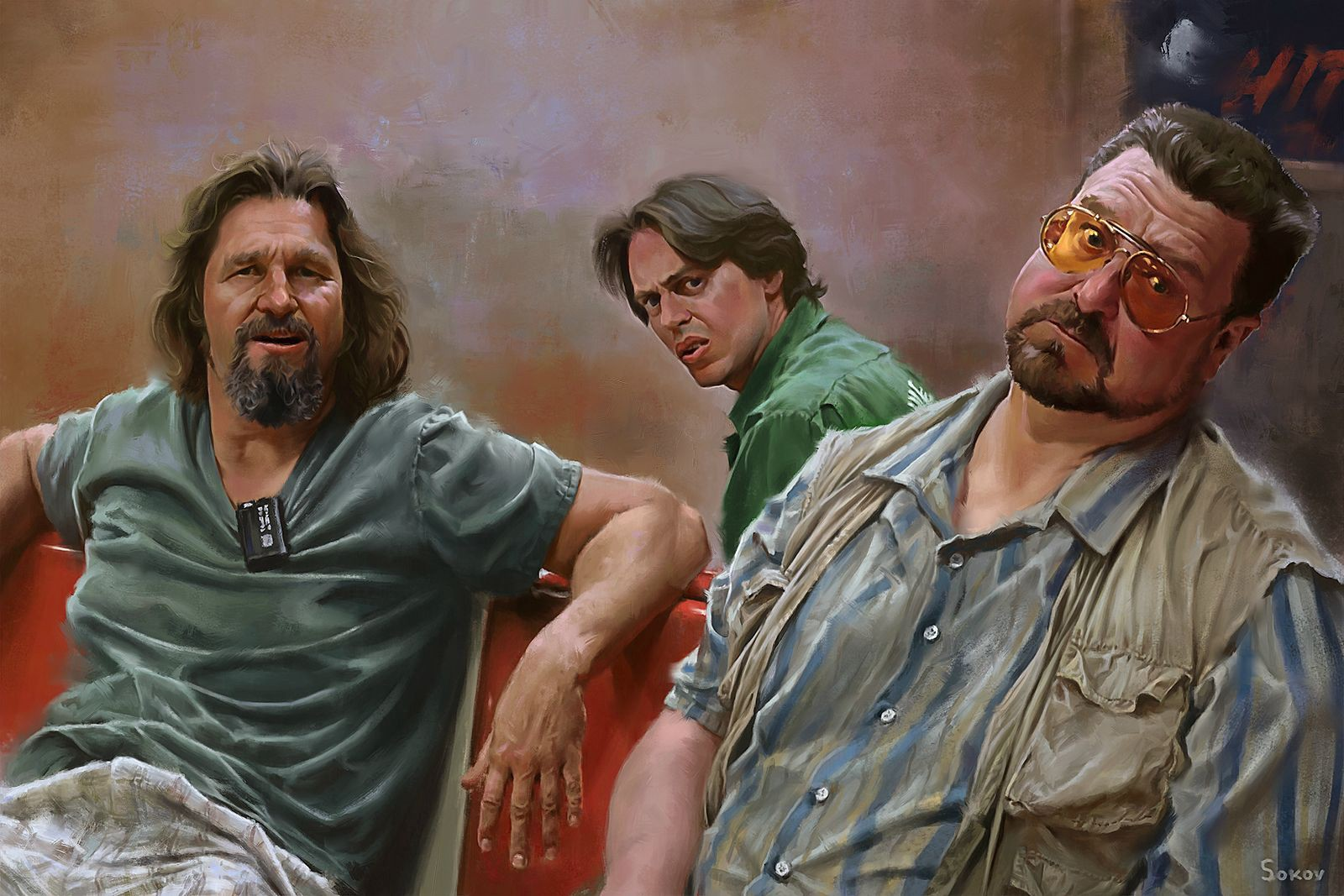 The Big Lebowski Kinox