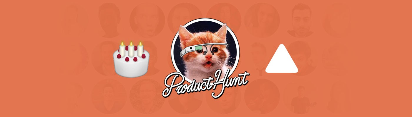 Product Hunt 2周年