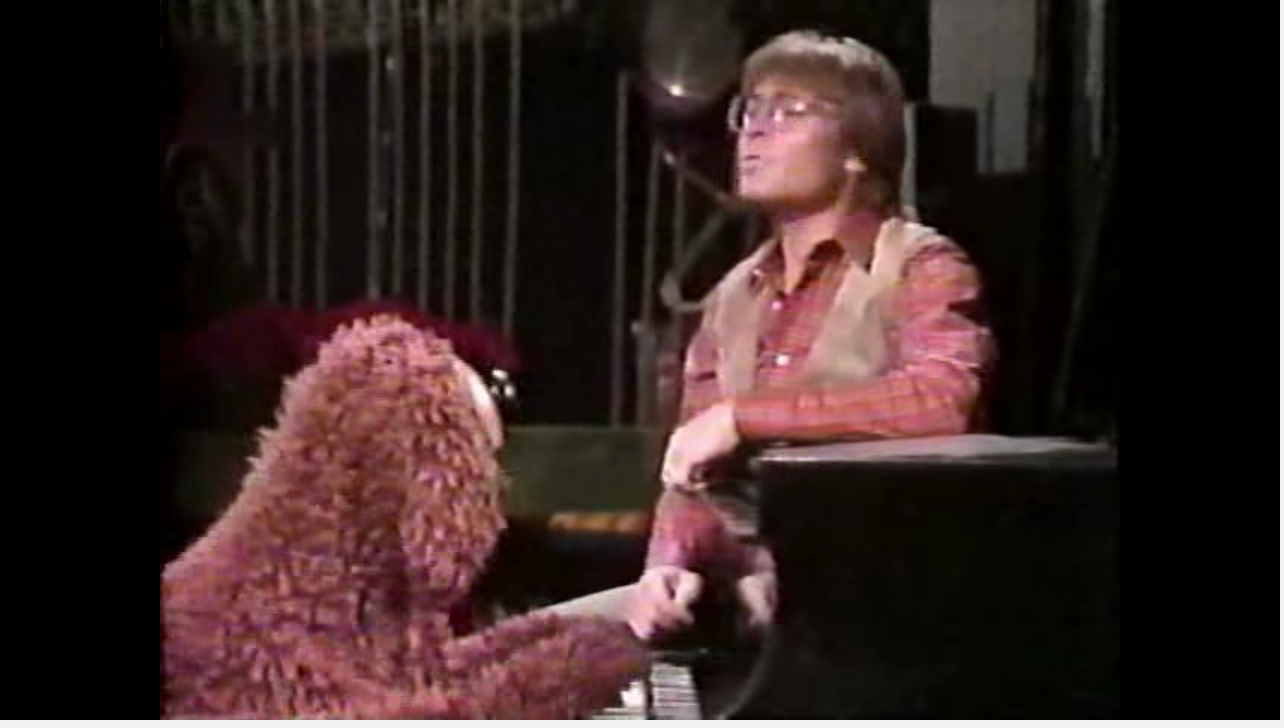 John Denver, the Muppets and the best Christmas album ever recorded.