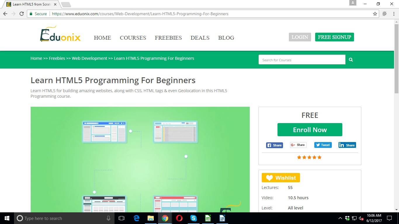 Learn HTML5 Programming From Scratch | Udemy