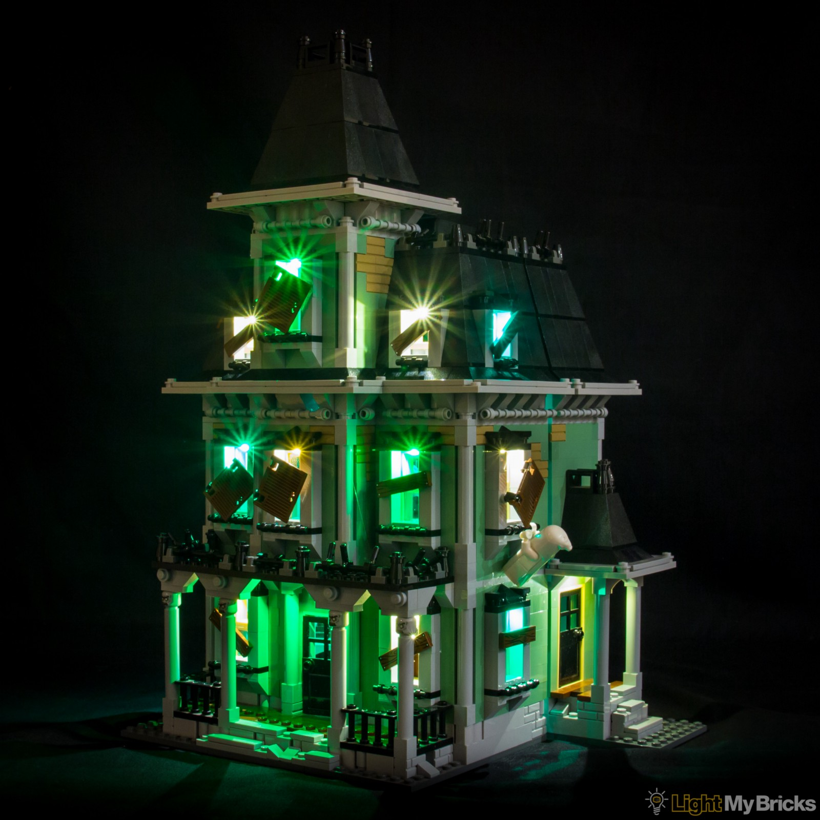 Light My Bricks  Haunted House LED Lighting Kit & Light My Bricks : Haunted House LED Lighting Kit u2013 Light My Bricks ...