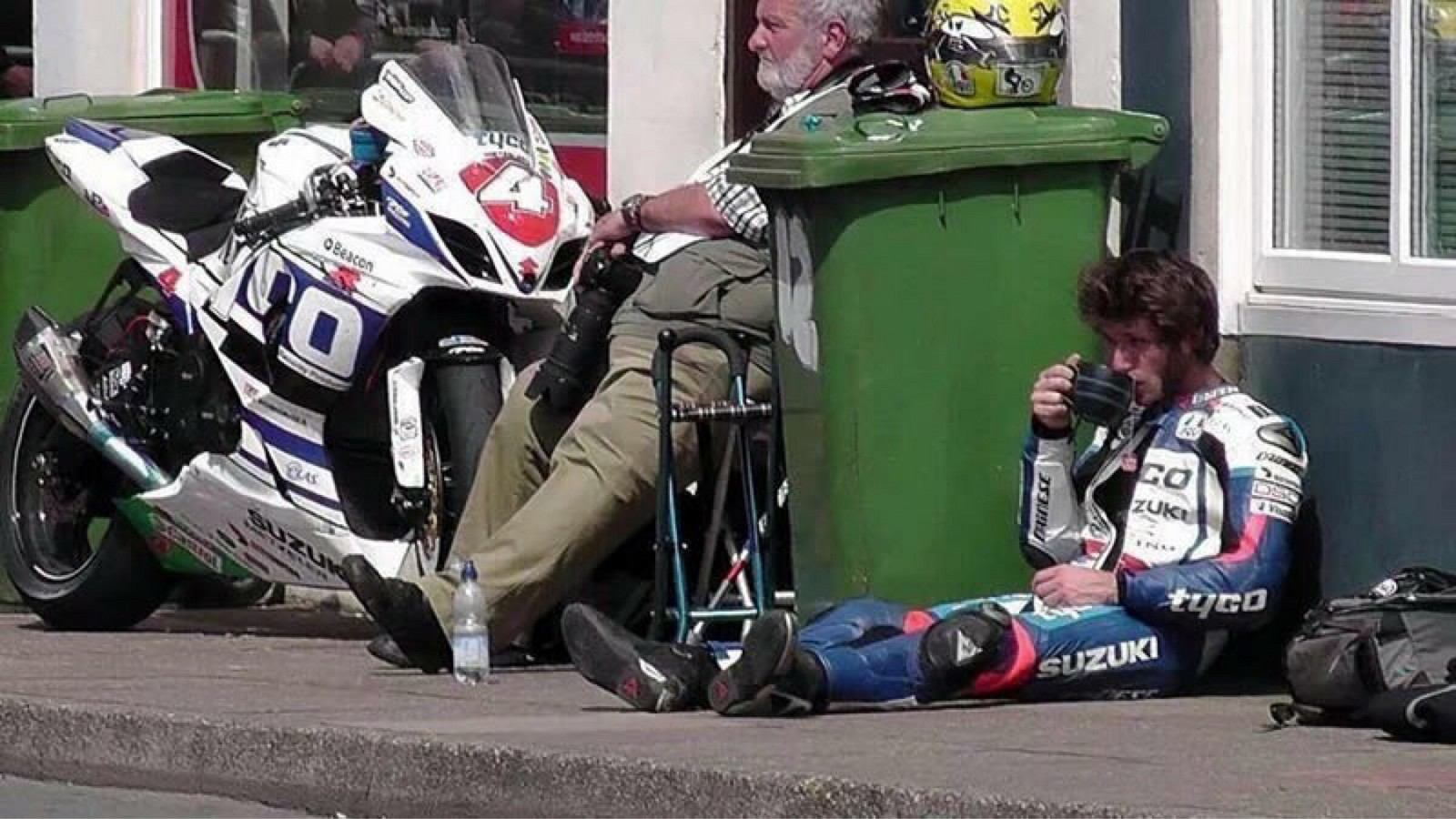 Guy Martin Announces He Wont Be Doing Something And Twitter Catches Fire