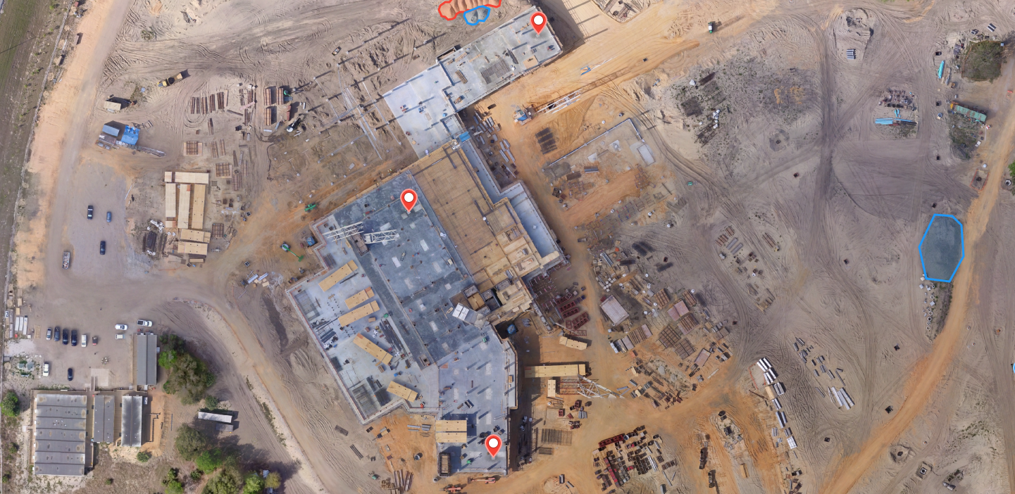 Dronedeploy Users Map 3 000 000 Acres Dronedeploy S Blog