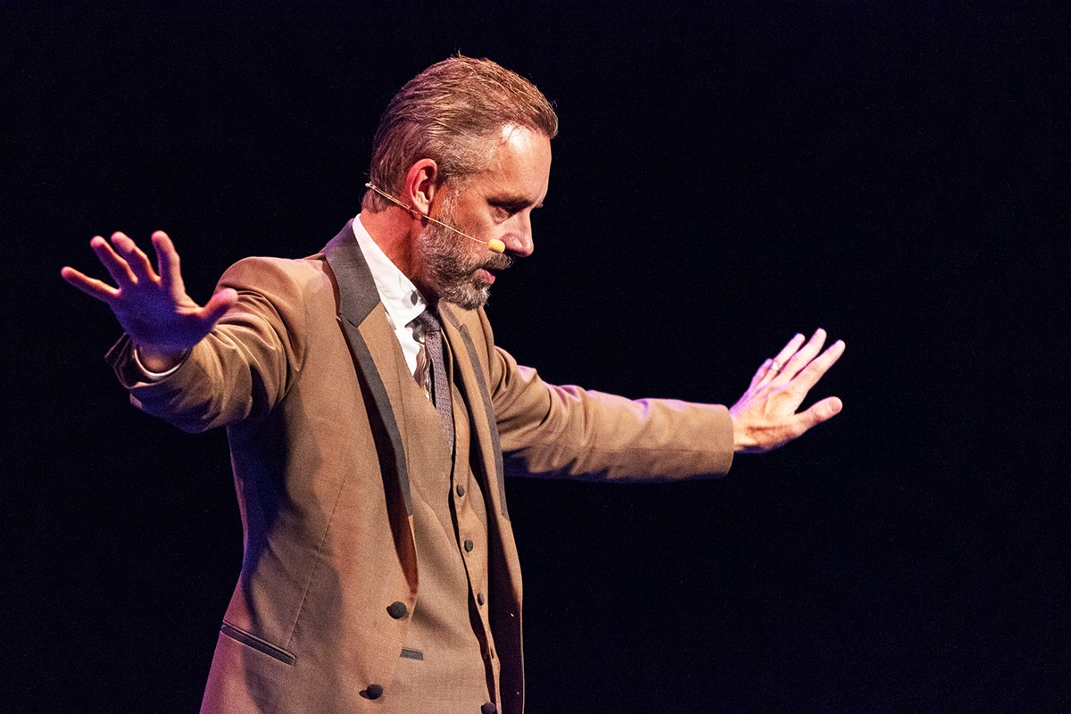 Jordan Peterson Is a Poor Researcher Whose Own Sources Contradict His Claims