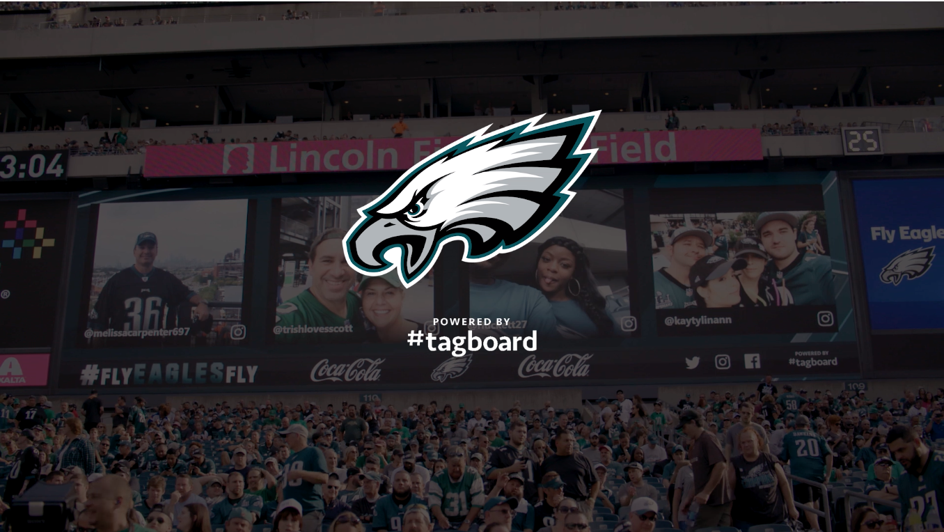 ee229a8c910 Behind-the-Scenes on Gameday with the World Champion Philadelphia Eagles
