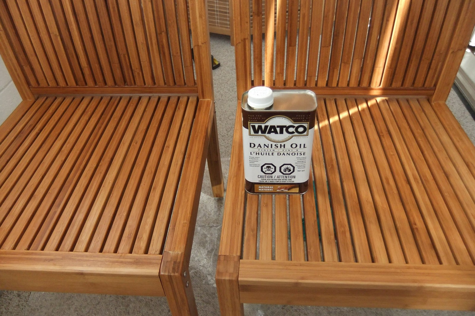 How To Use Teak Oil On Furniture