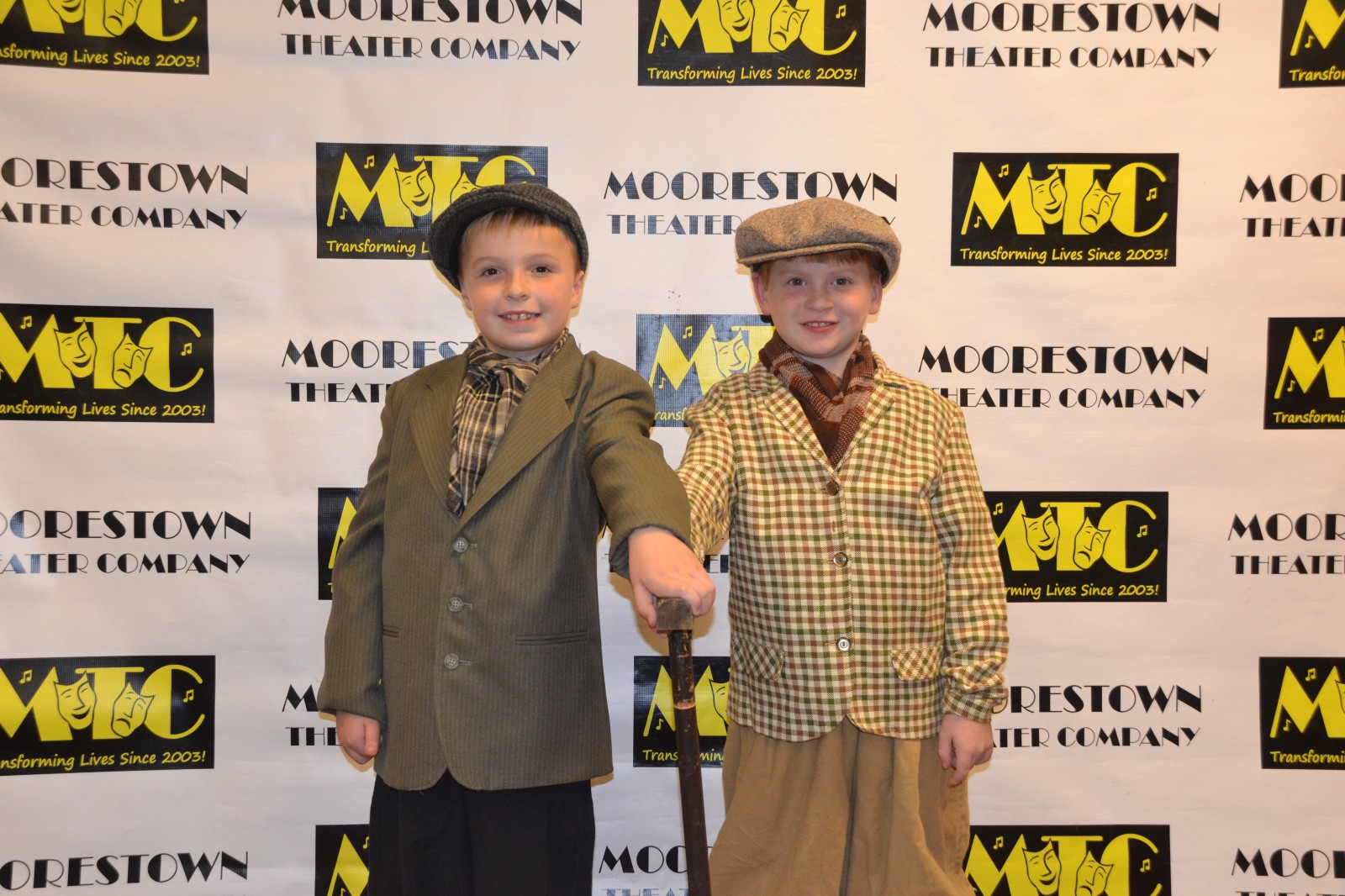 mt laurel resident is tiny tim in moorestown theater companys a christmas carol the musical - Tommy Christmas