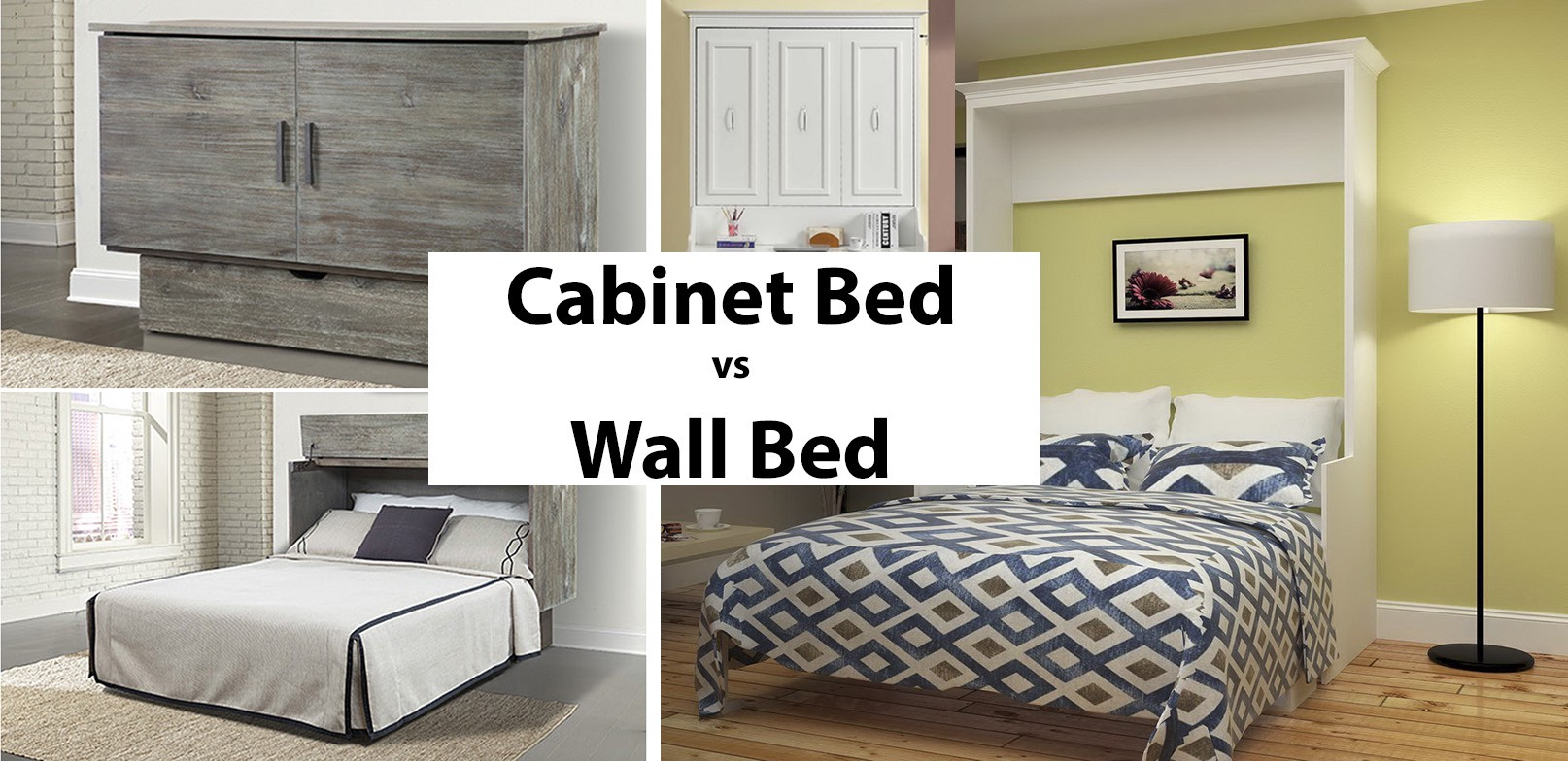 Cabinet Bed vs Wall Bed – anN Gee – Medium