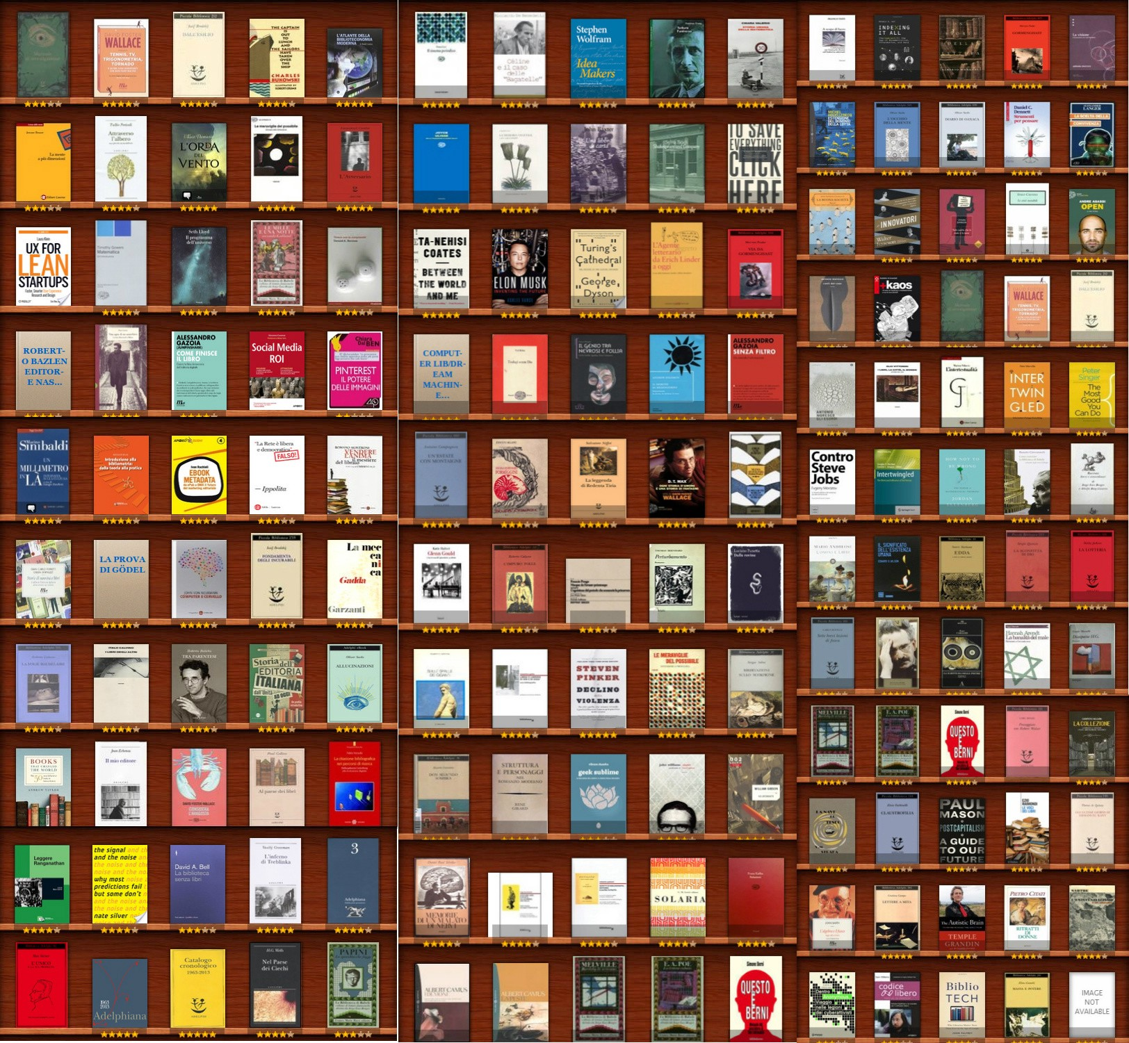 All The Books Ive Read In The Last 10 Years 2008 2017