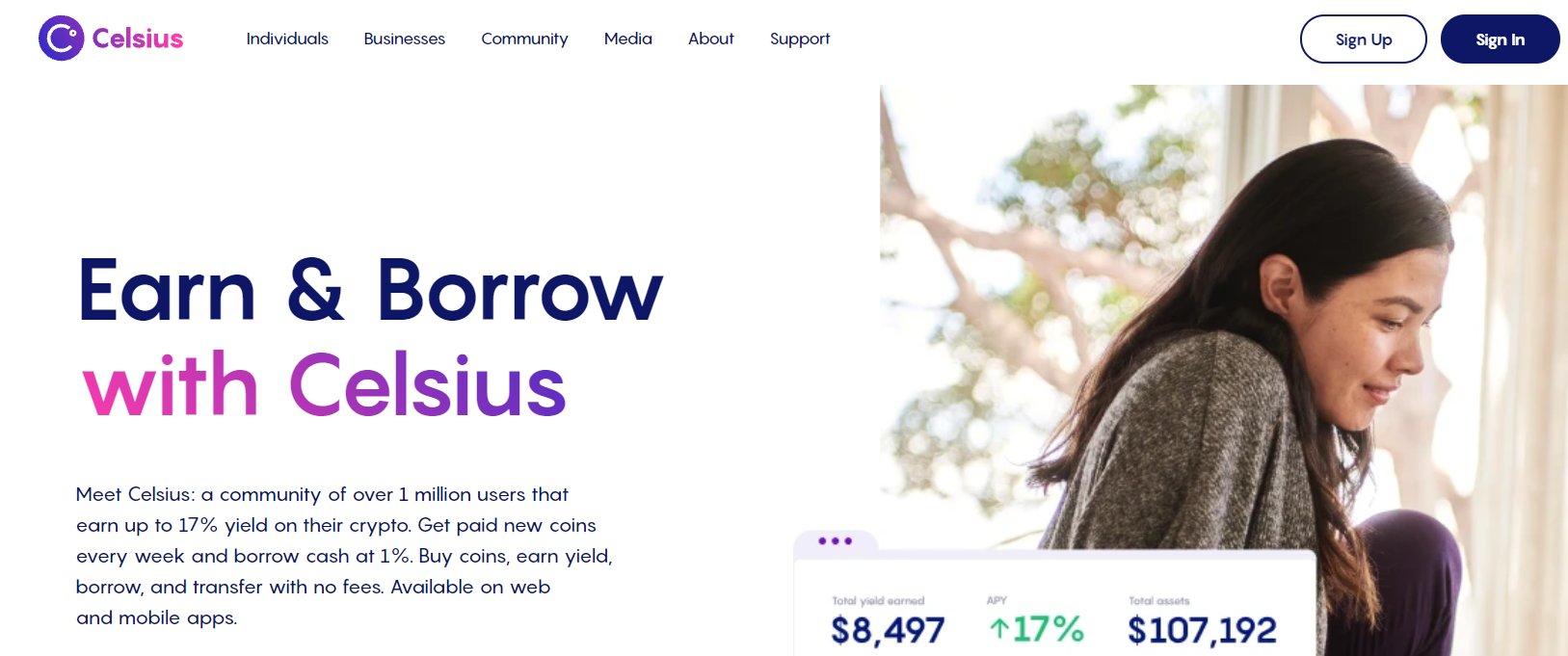 Earn and Borrow Cryptocurrencies with Celsius Network (Part 1—Introduction to Earn)