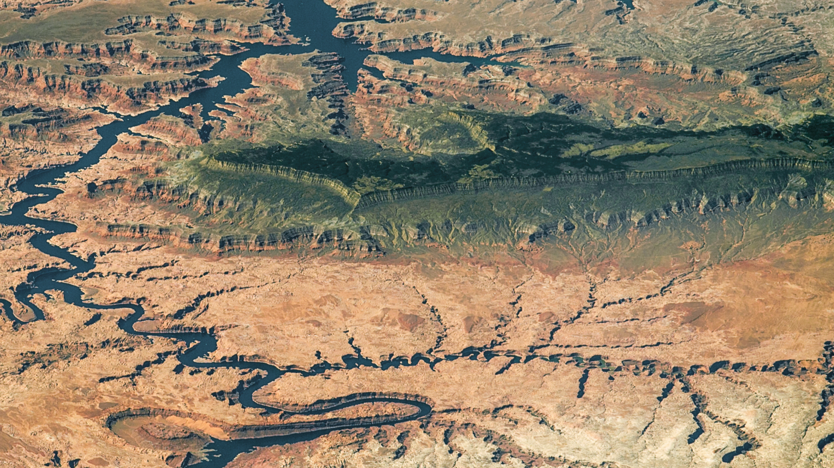 Maps Shrinking National Monuments Makes Way For Extracting Oil