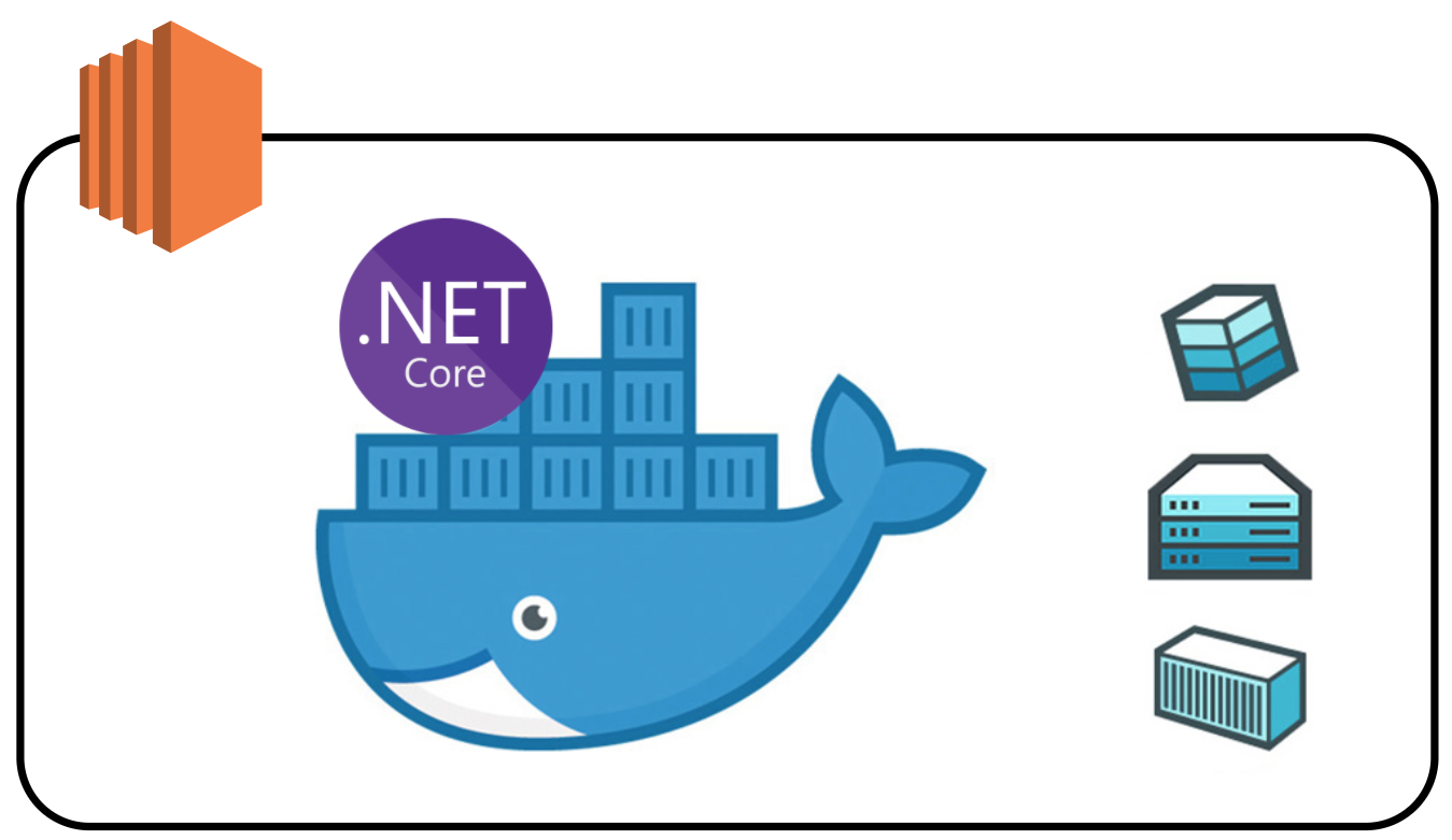 Docker on a Linux-Based EC2: Containerizing a C#  NET API