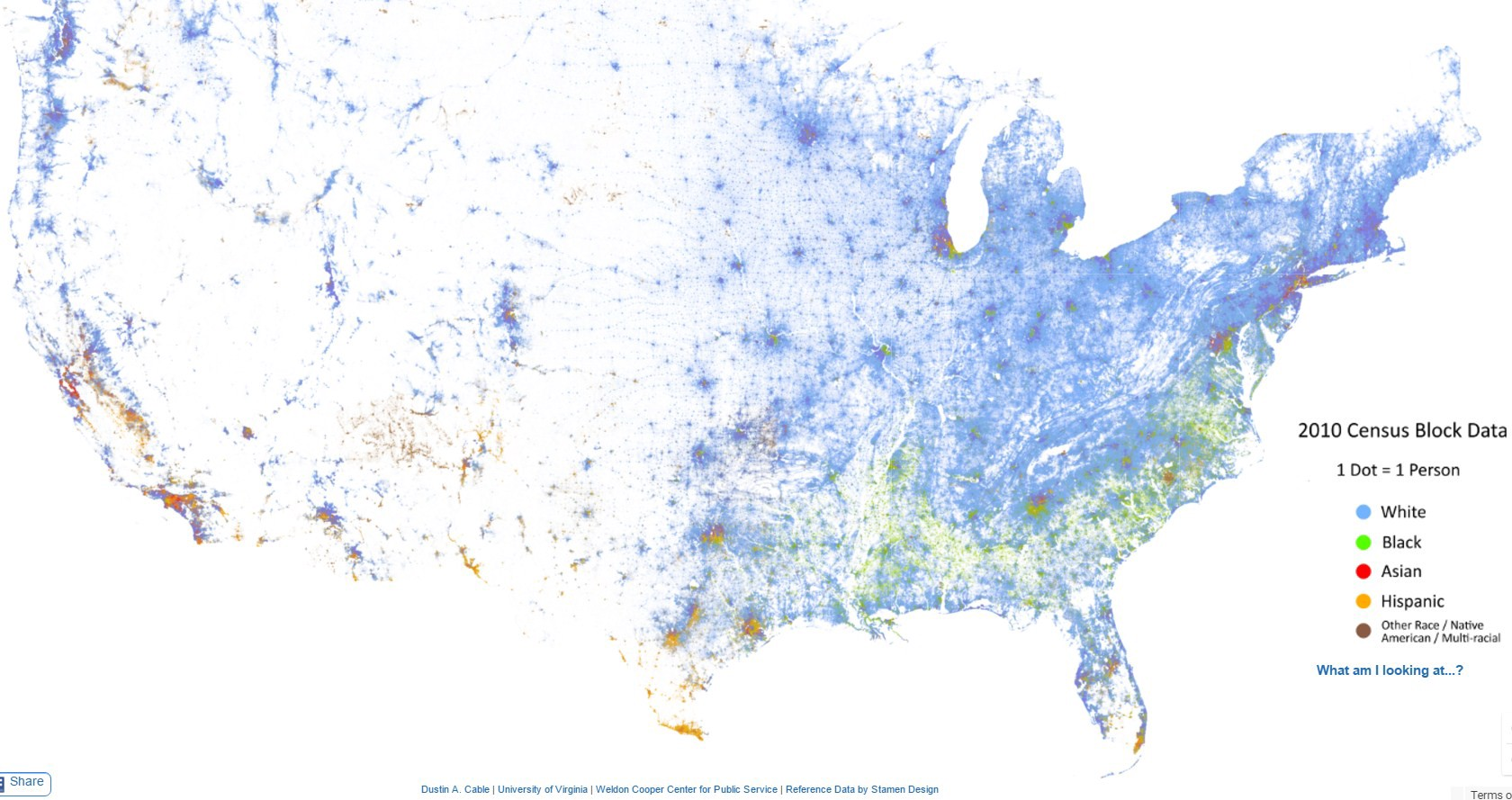 the best map made of america s segregation