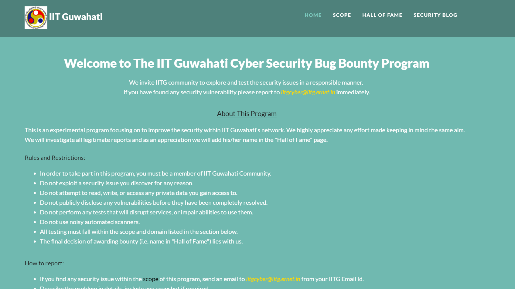 how i could have hacked iit guwahati s website infosec write ups
