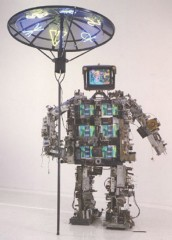 Robot photo from Rhizome