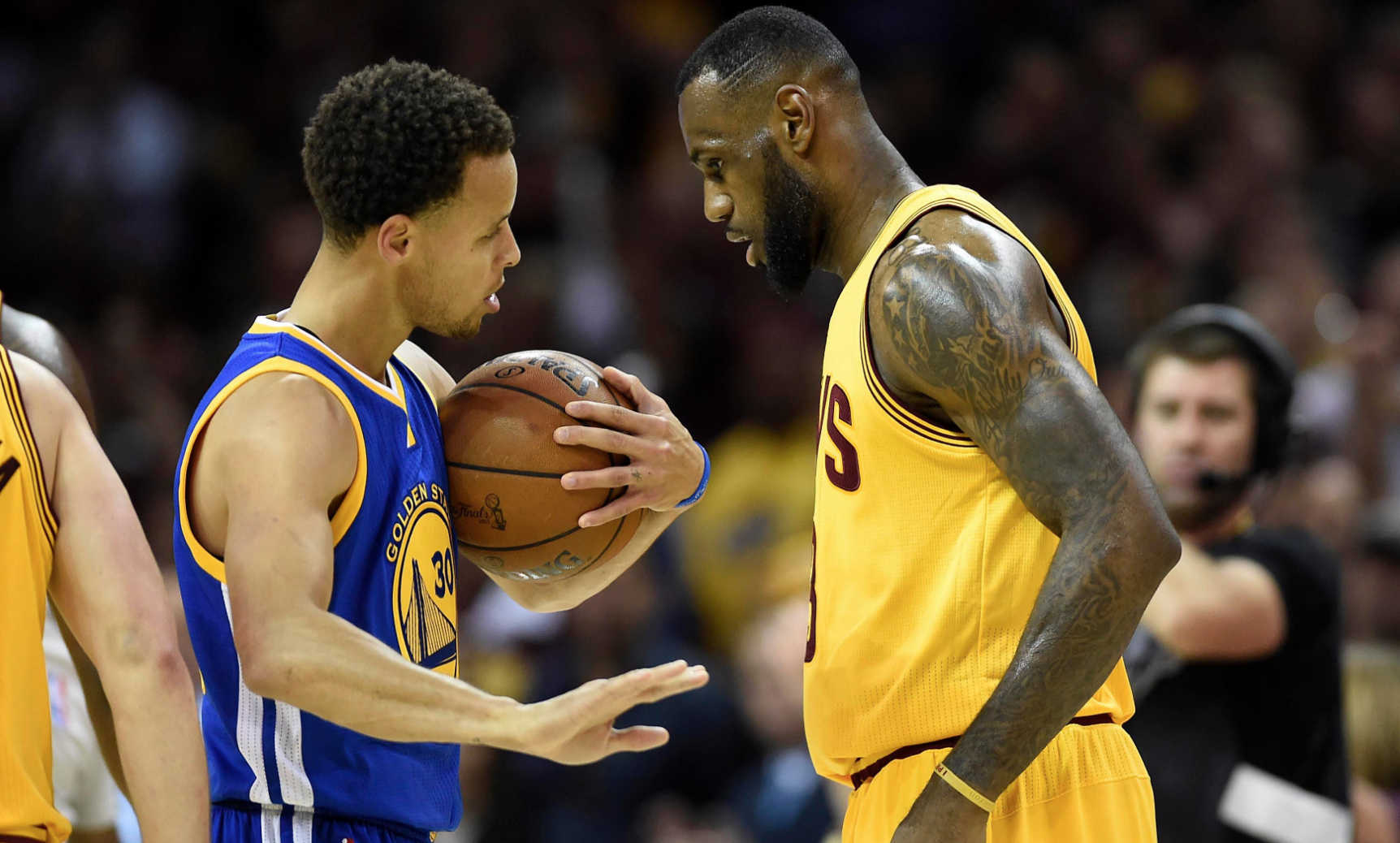 Image result for lebron vs curry
