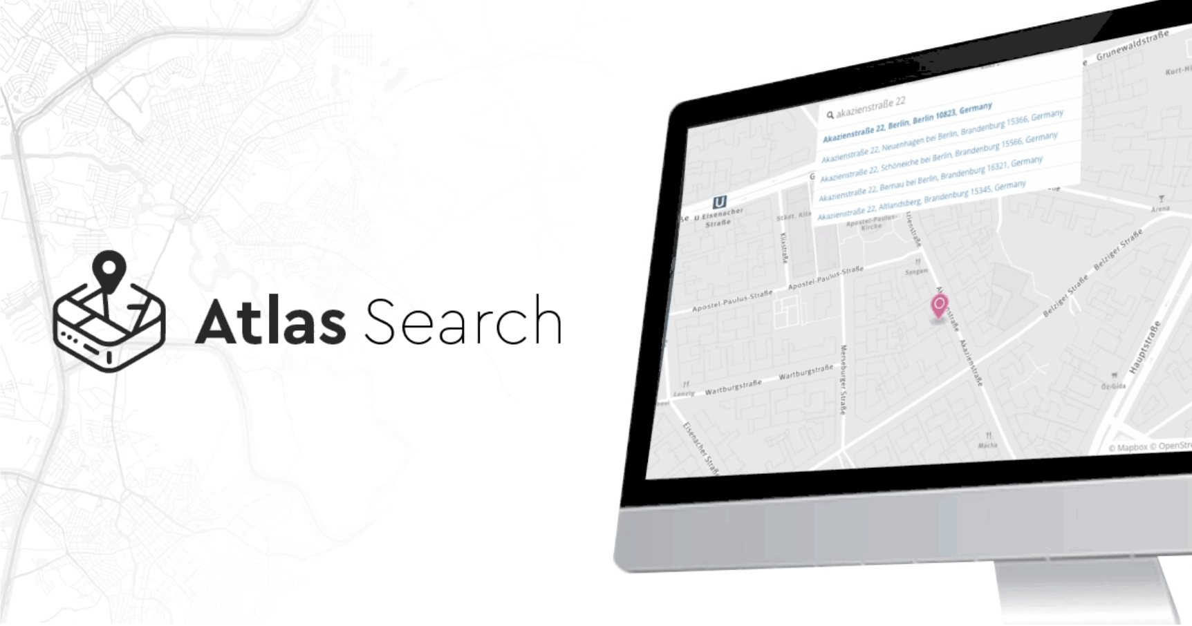 Introducing Atlas Search – Points of interest