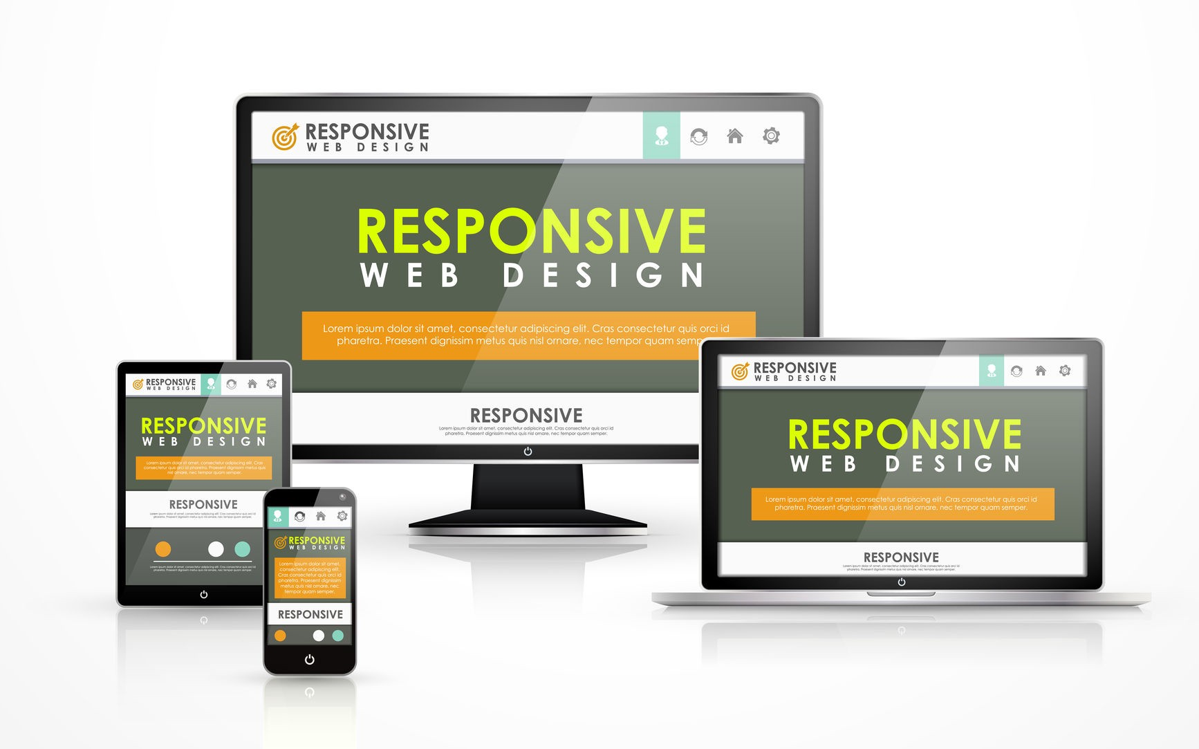Image result for responsive web design