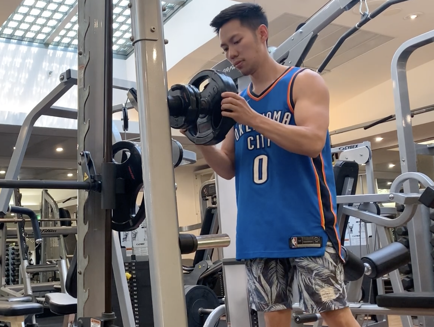 Andrew Ethan Zeng Gym