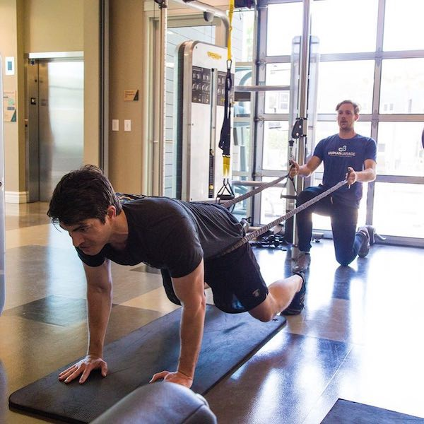 brandon routh workout - photo #42