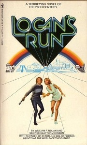 Logan's run cover