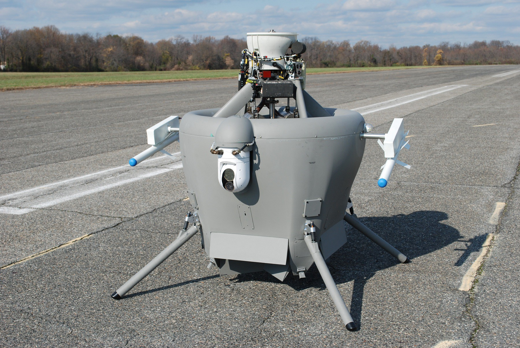This Ex Military Spy Drone Could Be Headed To Your House