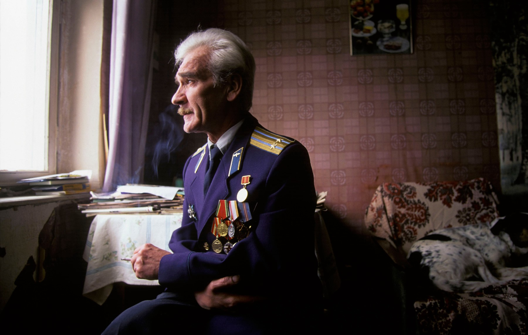 He could have saved the USSR, but instead he died in an accident, having flown into a gas-laden GAZ 85