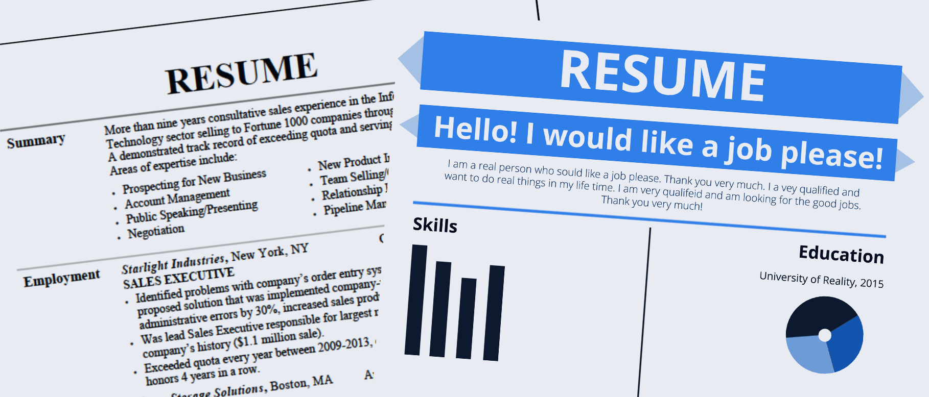 how to manage your resume like a product everything is a story by