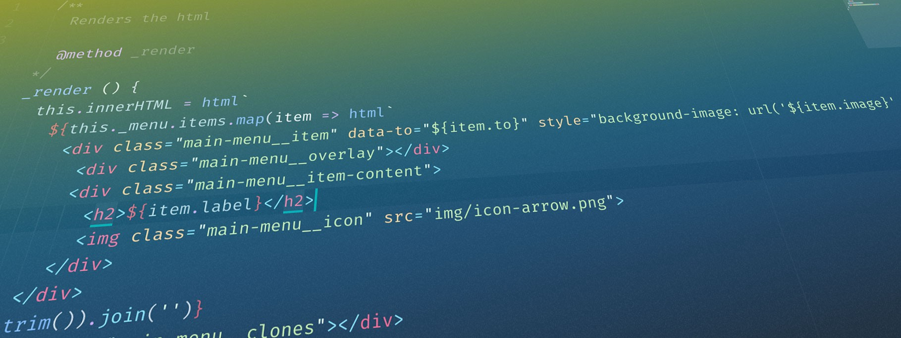 Frameworkless JavaScript: Template Literals — the best thing since ...