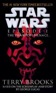 phantom menace book