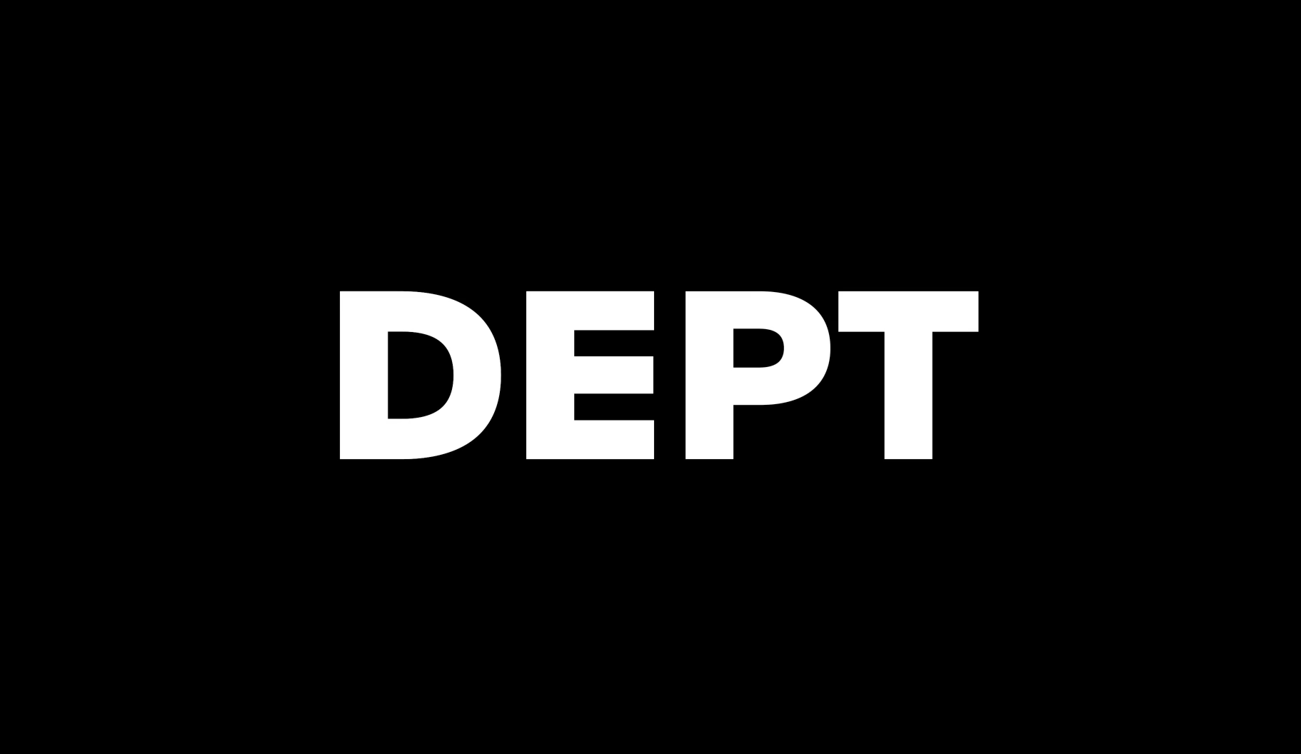Today Digital Agency A Friend Of Mine And Its Sister Agencies Launched Dept New Overall Brand That Will Serve As The Foundation For Networks Growth