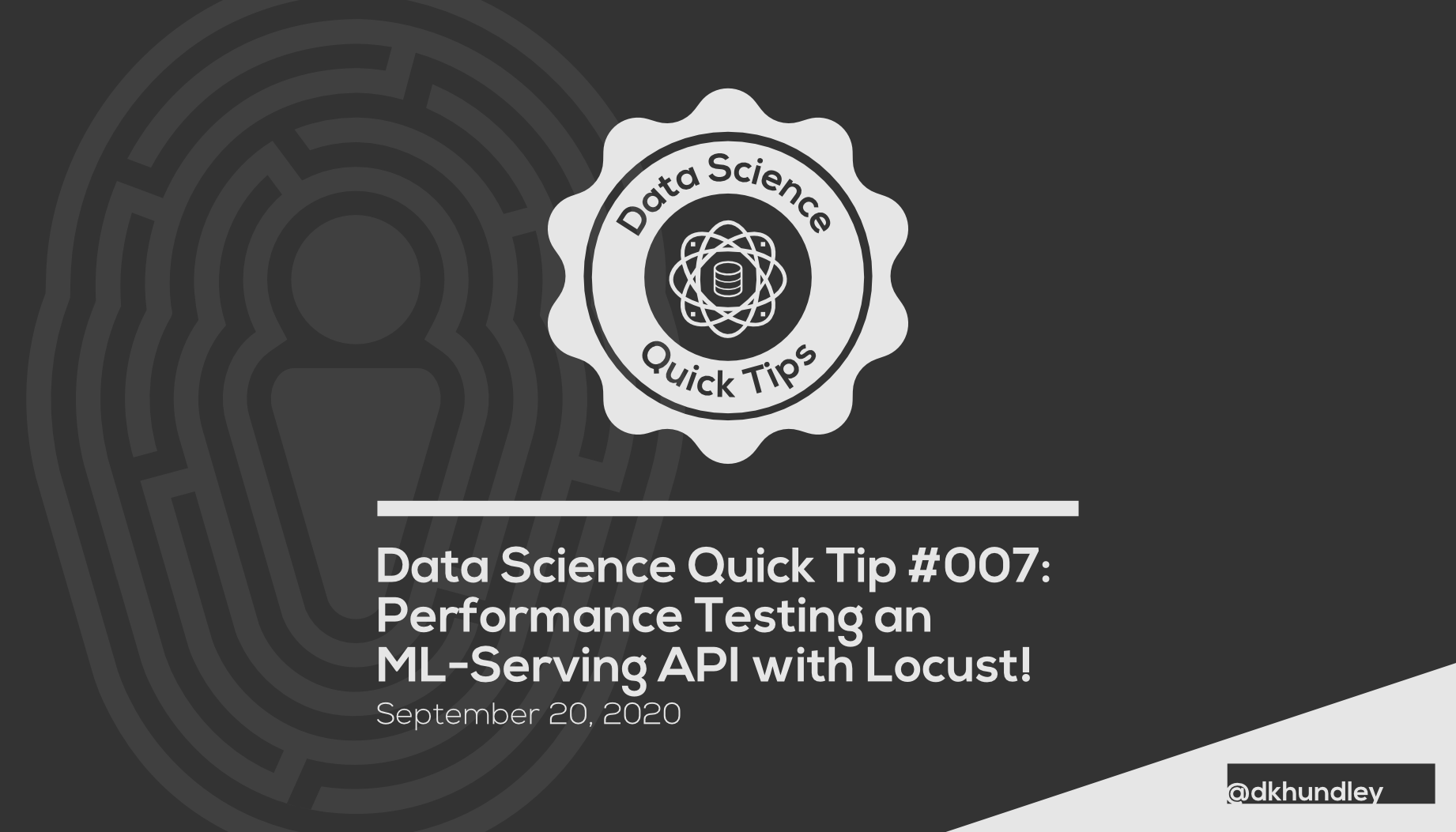 Performance Testing an ML-Serving API with Locust!