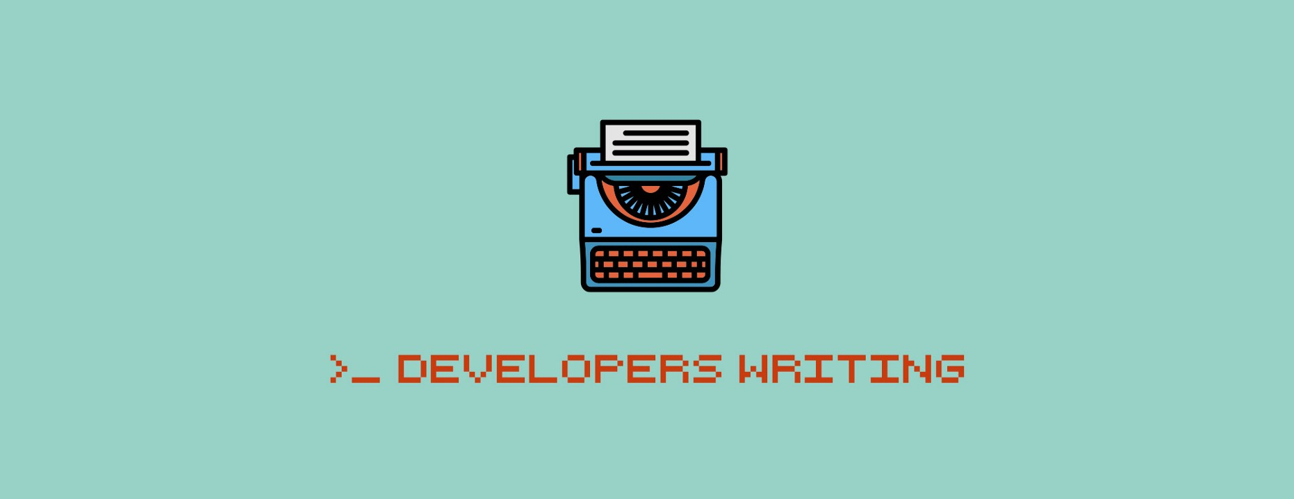 Developers Writing