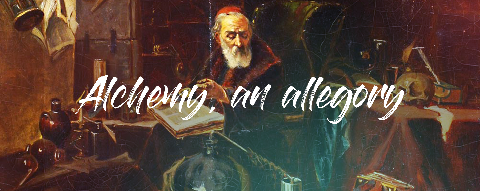 Alchemy An Allegory For Self Improvement The Startup Medium
