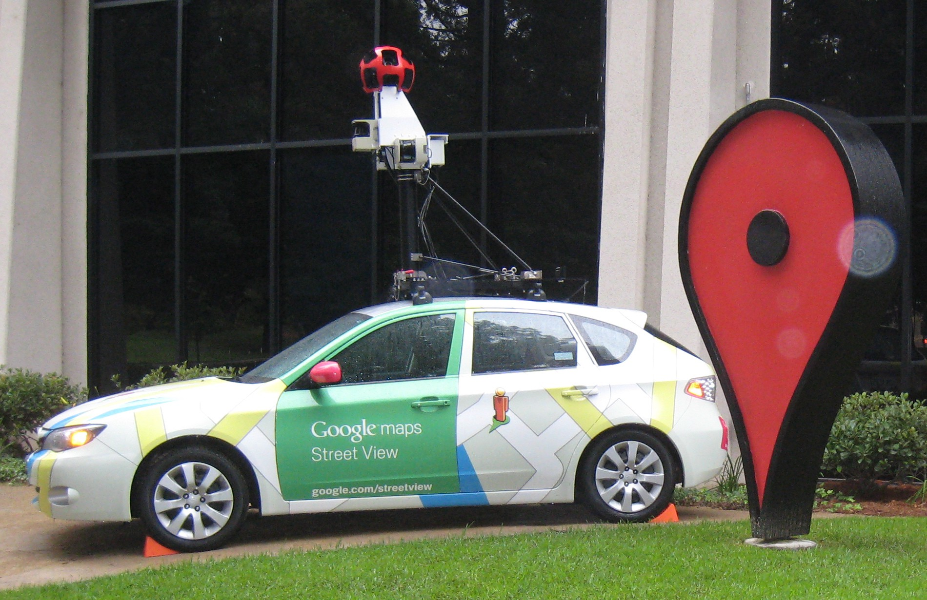An Interview With A Google Street View Driver The Message Medium