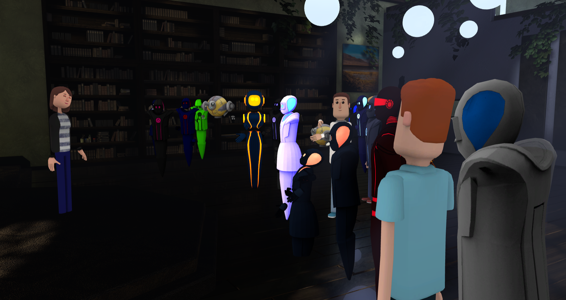 Host A Meetup In Virtual Reality Altspacevr Medium