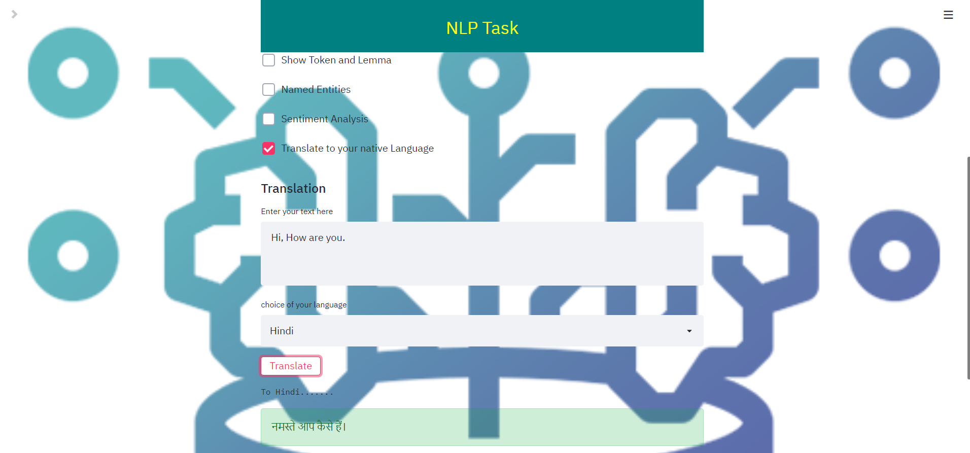 Some of the most important and useful NLP tasks.