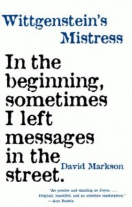 David Markson, Mistress