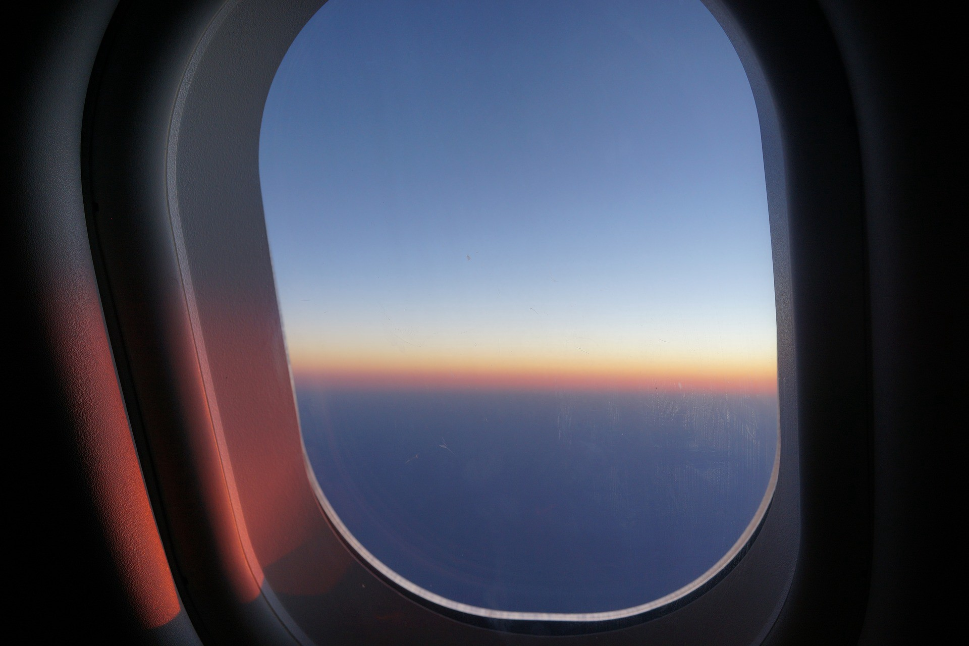 Are You Boarding a Flight-
