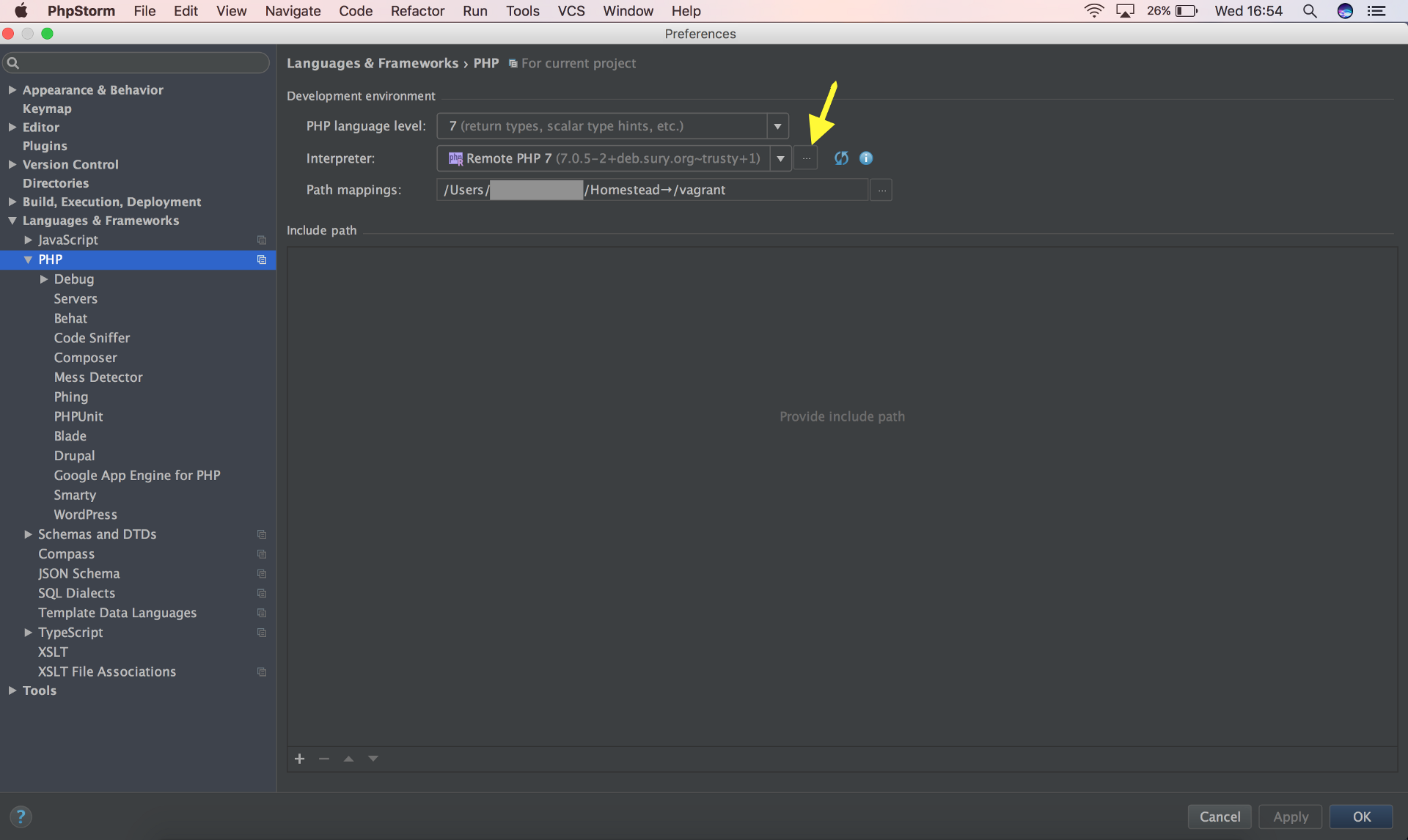 Debugging Laravel Homestead Applications with PHPStorm