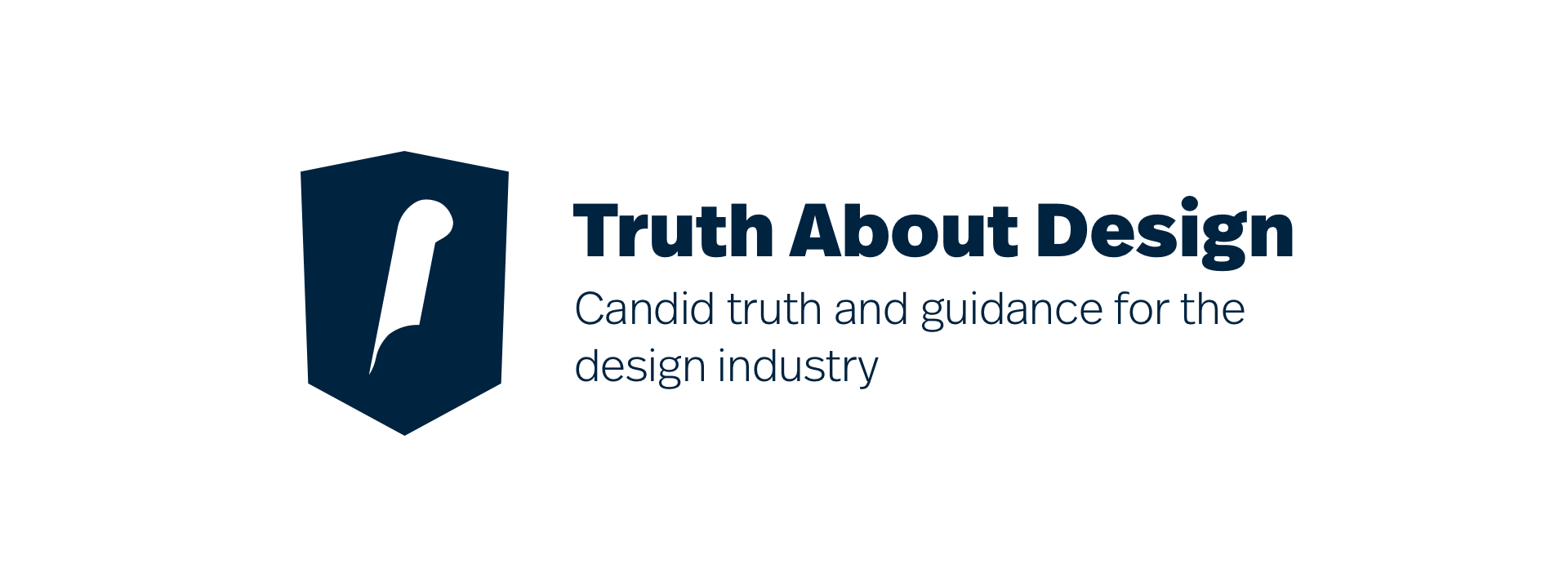 Truth About Design
